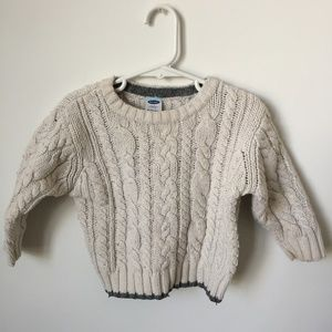 Old Navy Knitted Sweater for toddlers